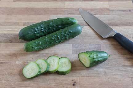General Lee Cucumbers