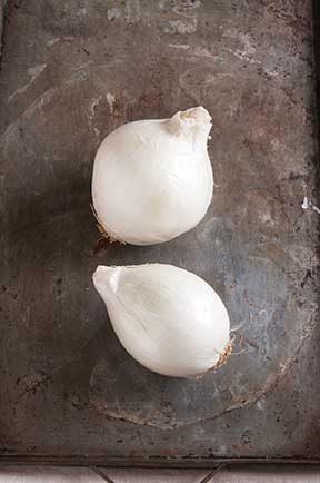 White Castle Onion
